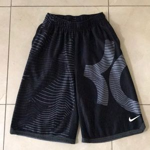 Nike KD Black / Gray Basketball Shorts